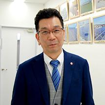 菊田資士さん
